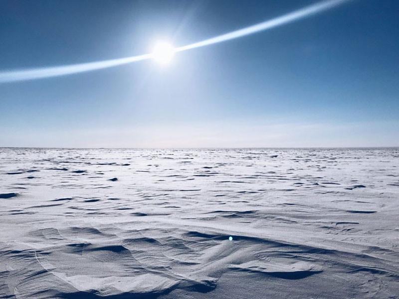 2. Sa mạc Bắc Cực