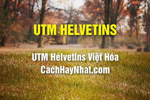 Download Font UTM Helvetins Việt Hóa Free