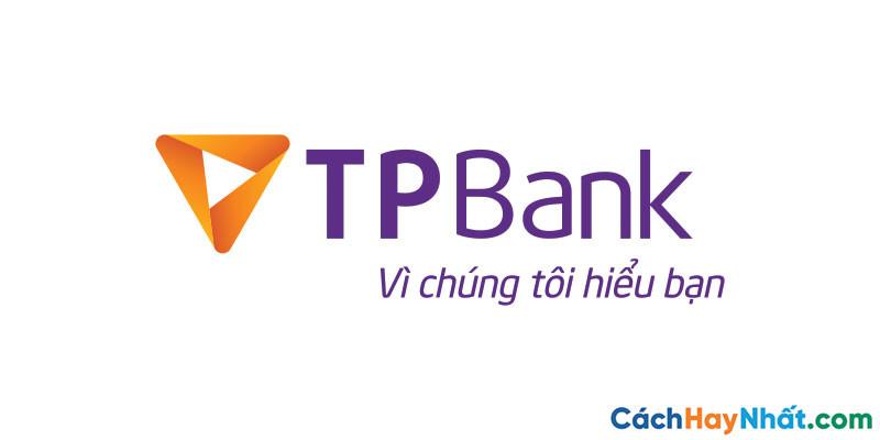 Logo Ngân hàng Thương mại Cổ phần Tiên Phong TPBank