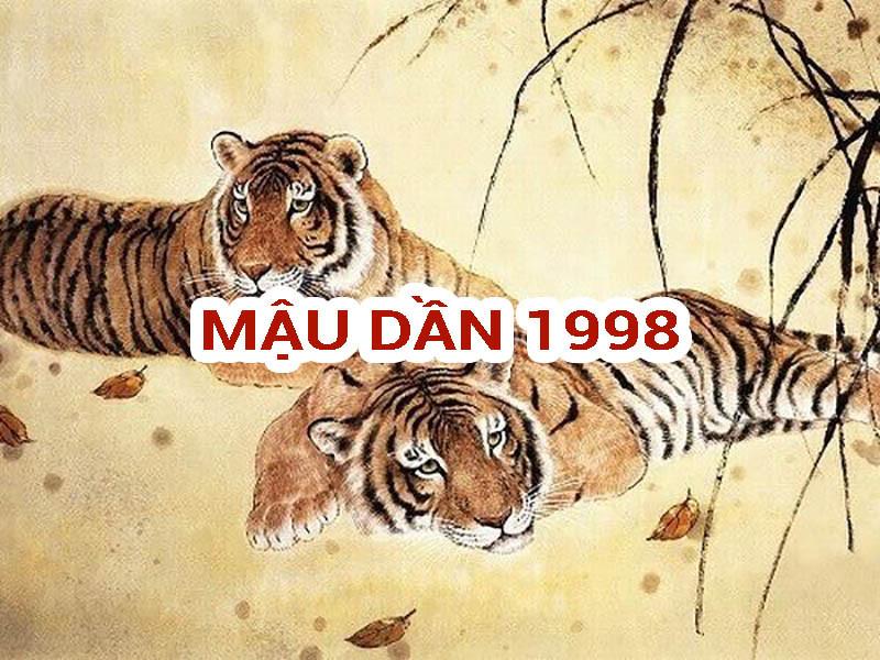 Mậu Dần 1998