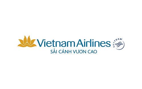 Logo Vietnam Airlines Vector Full Định Dạng CDR AI PDF EPS PNG