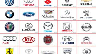 Tổng hợp 100 logo và thương hiệu các hãng xe hơi nổi tiếng thế giới File Vector PDF PNG 3D Phần 01