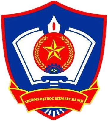 Logo Trường Đại học Kiểm sát Hà Nội
