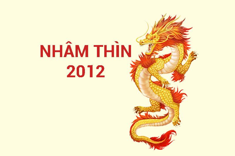 Nhâm Thìn 2012