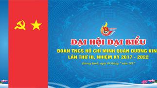 Phông Sân Khấu Đoàn TNCS HCM Vector Corel CDR Part13