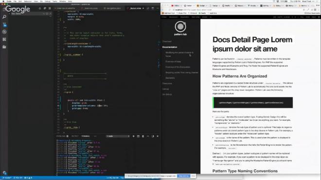 Pattern Lab phần mềm thiết kế web tốt nhất