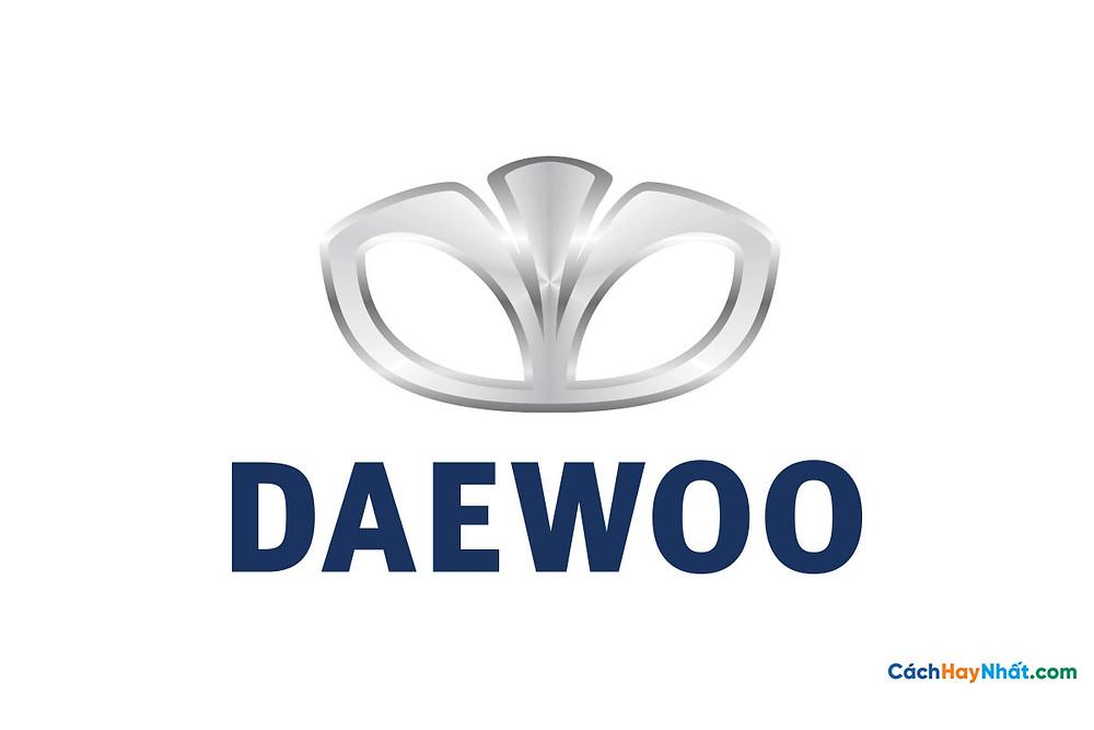 Logo Daewoo JPG