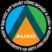 Logo Trường Đại học Mỹ thuật Công nghiệp Á Châu