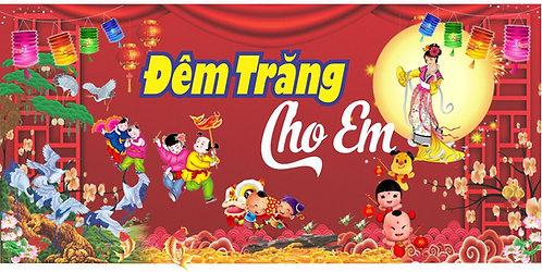 Tết Trung Thu Mid-Autumn Festival Vector Corel CDR 57