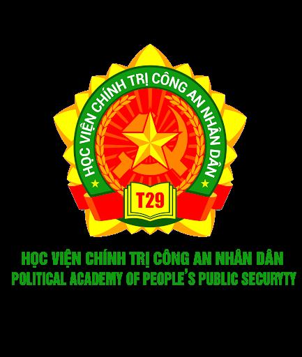 Logo Học viện Chính trị Công an Nhân dân