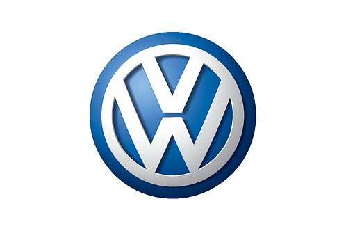 Logo Volkswagen 3D Vector PDF PNG