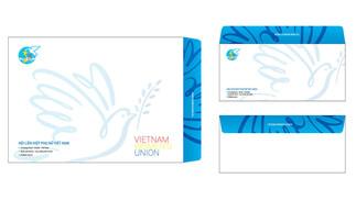 Download Phong Bì Bao Thư Hội LHPN Việt Nam File Vector CDR AI PDF