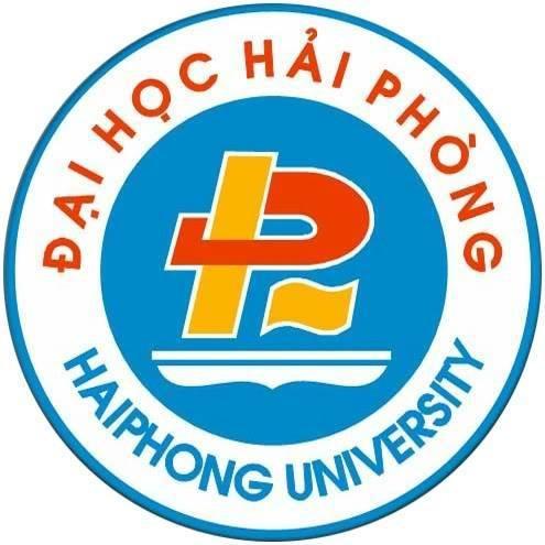 Logo Trường Đại học Hải Phòng