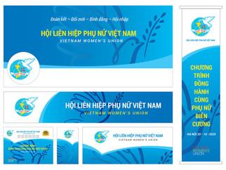 Download Băng Rôn, Banner, Pano, Backdrop Hội LHPN Việt Nam File Vector CDR AI PDF