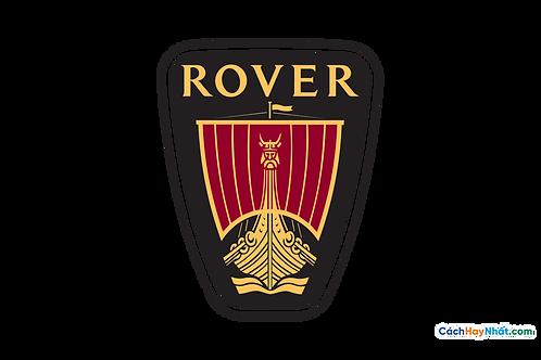 Logo Rover 3D Vector PDF PNG