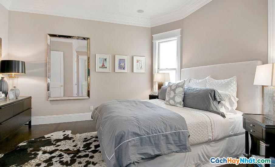 Phối Màu Phòng Ngủ tuyệt Vời