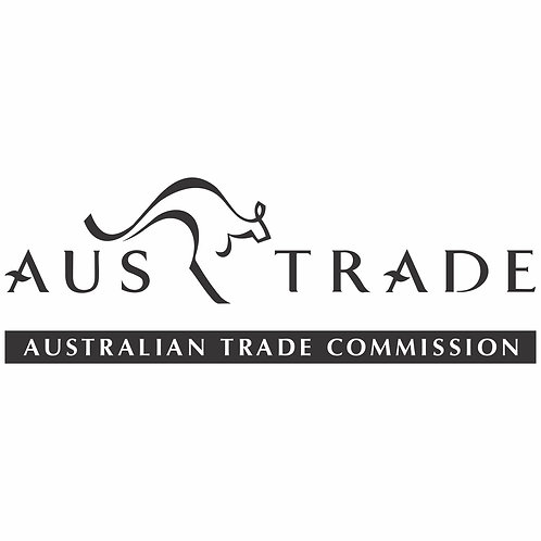 Aus Trade Logo Vector CDR Corel