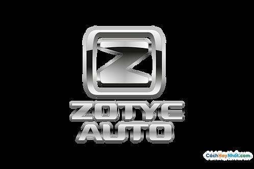 Logo Zotye 3D Vector PDF PNG