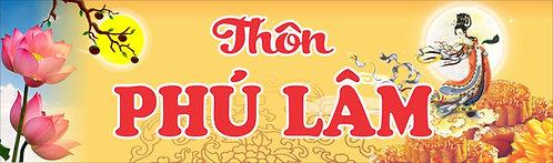 Banner Băng Rôn Trung Thu Vector Corel CDR 166