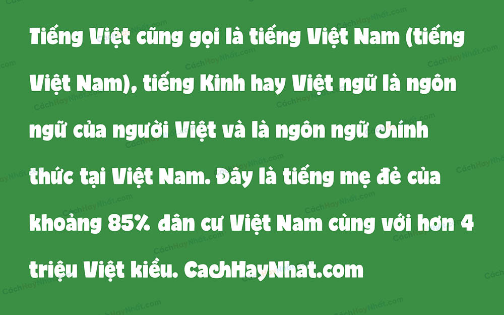 Font SVN Bjola Việt Hóa