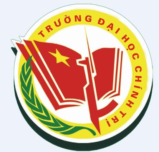 Logo Trường Đại học Chính trị