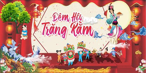Tết Trung Thu Mid-Autumn Festival Vector Corel CDR 33