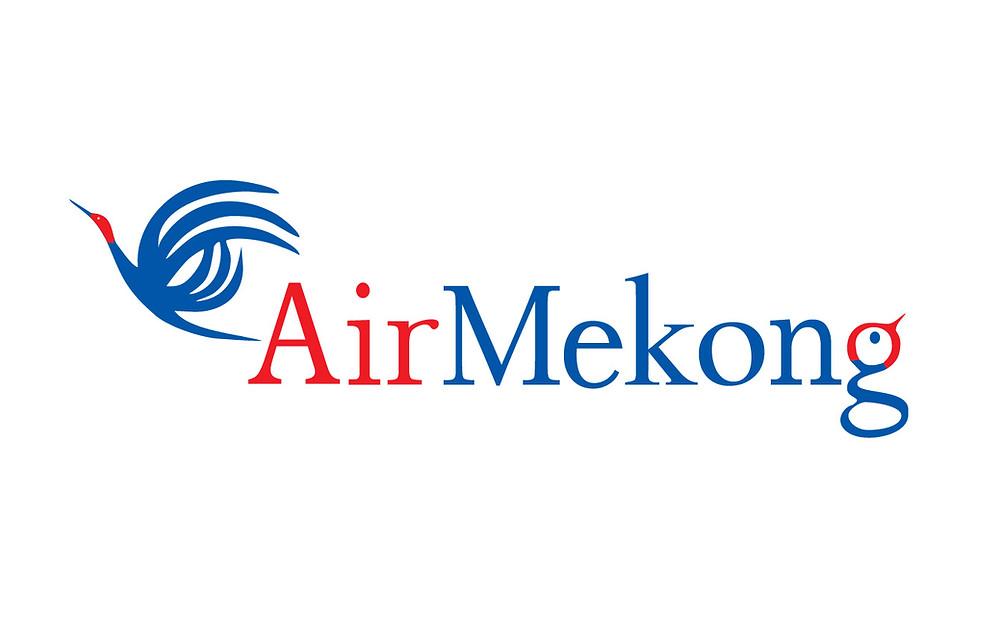Logo Air Mekong Vector