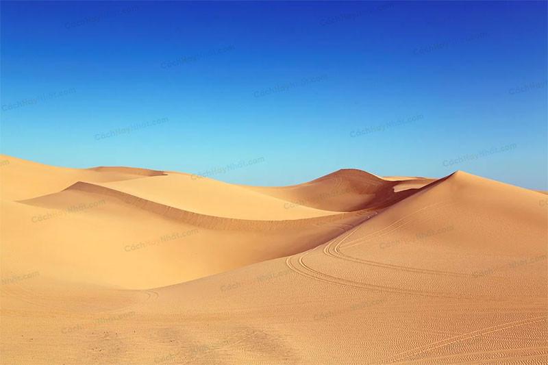 3. Sa mạc Sahara