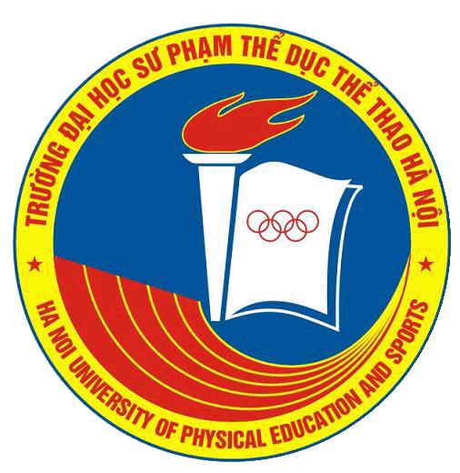 Logo Trường Đại học Sư phạm Thể dục Thể thao Hà Nội
