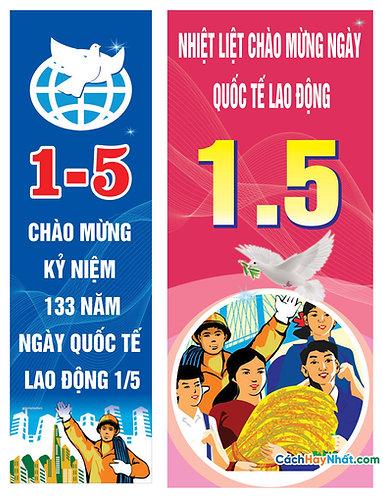 Ngày Giải Phóng Miền Nam 30/4 và Quốc Tế Lao Động 1/5