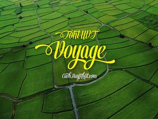 Download Font UVF Voyage Việt Hóa
