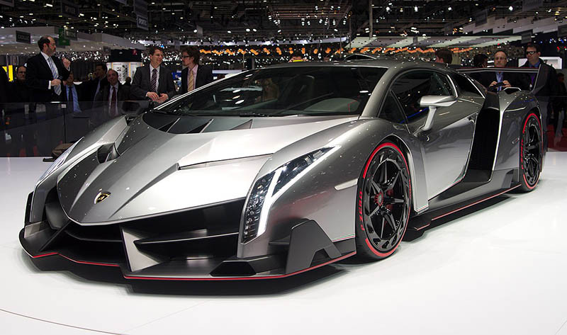5. Lamborghini Veneno