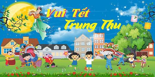 Tết Trung Thu Mid-Autumn Festival Vector Corel CDR 51