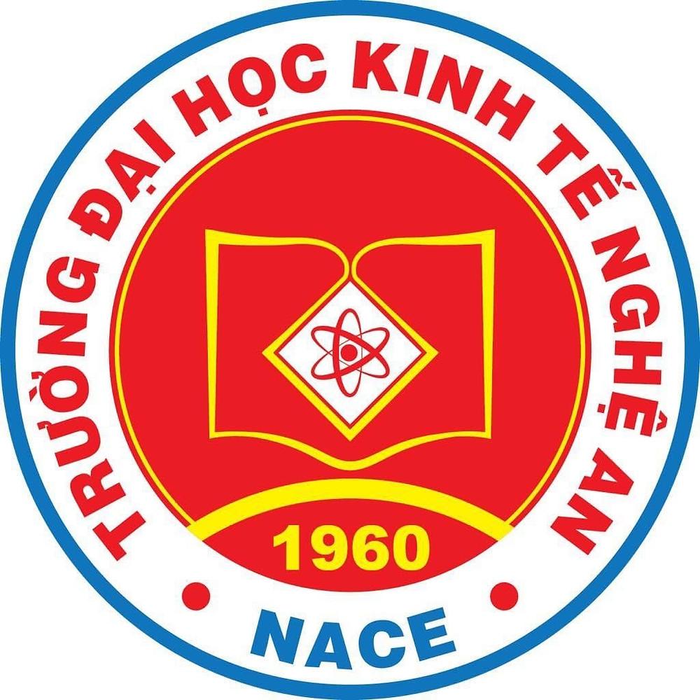 Logo Trường Đại học Kinh tế Nghệ An