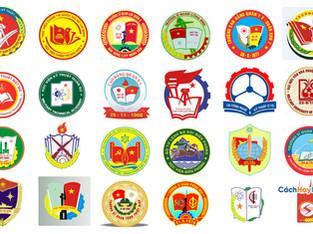 Tổng Hợp Logo Các Trường Đại Học, Học Viện Cao Đẳng Quân Sự Việt Nam Vector CDR AI PDF PNG Part11