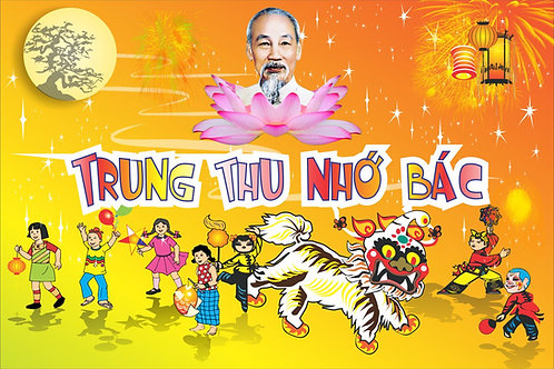 Tết Trung Thu Mid-Autumn Festival Vector Corel CDR 09