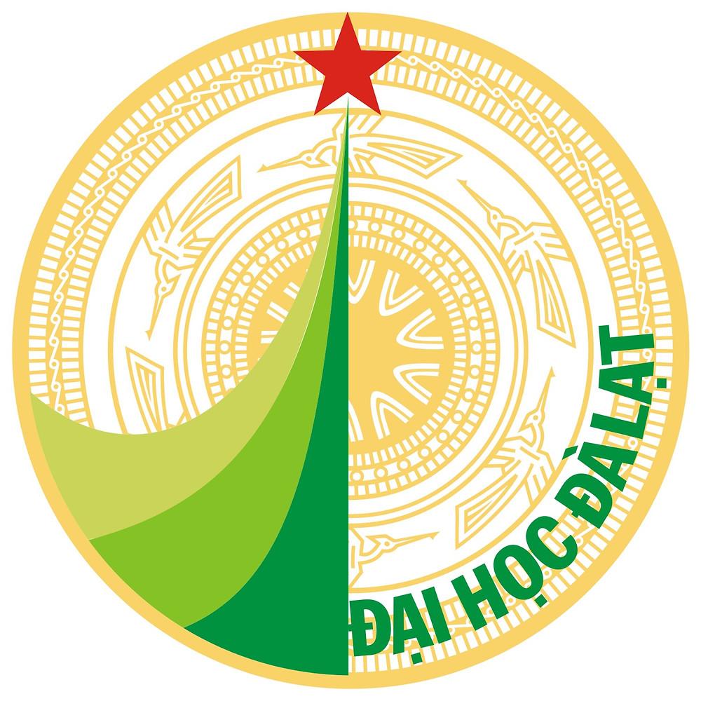 Logo Trường Đại học Đà Lạt