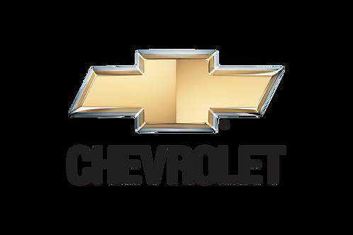 Logo Chevrolet 3D Vector PDF PNG