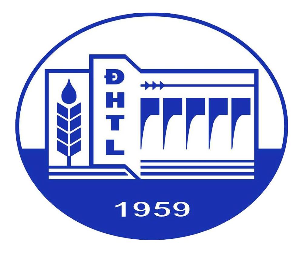 Logo Trường Đại học Thủy lợi PNG