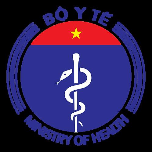 Logo Bộ Y Tế Việt Nam File Vector CDR AI PDF EPS PNG