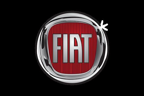 Logo Fiat 3D Vector PDF PNG