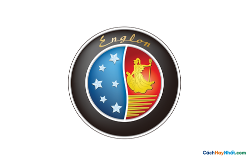 Logo Englon 3D Vector PDF PNG