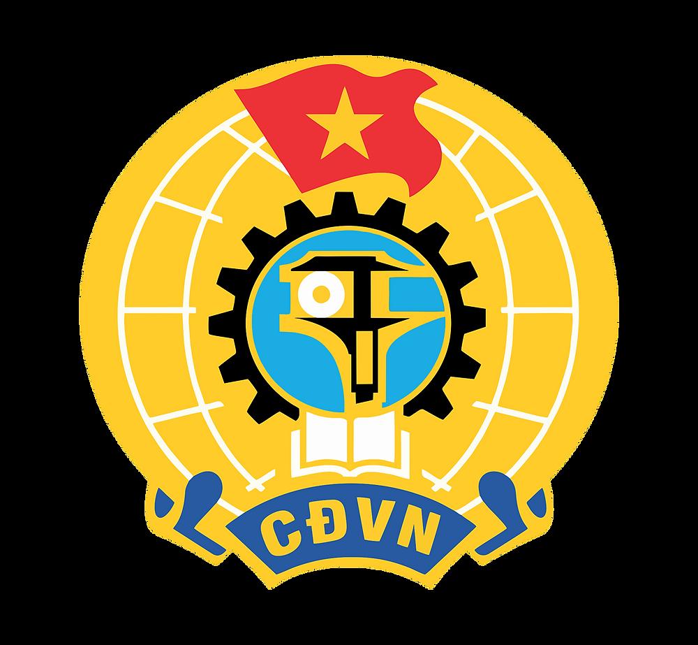 Logo Công đoàn Việt Nam PNG
