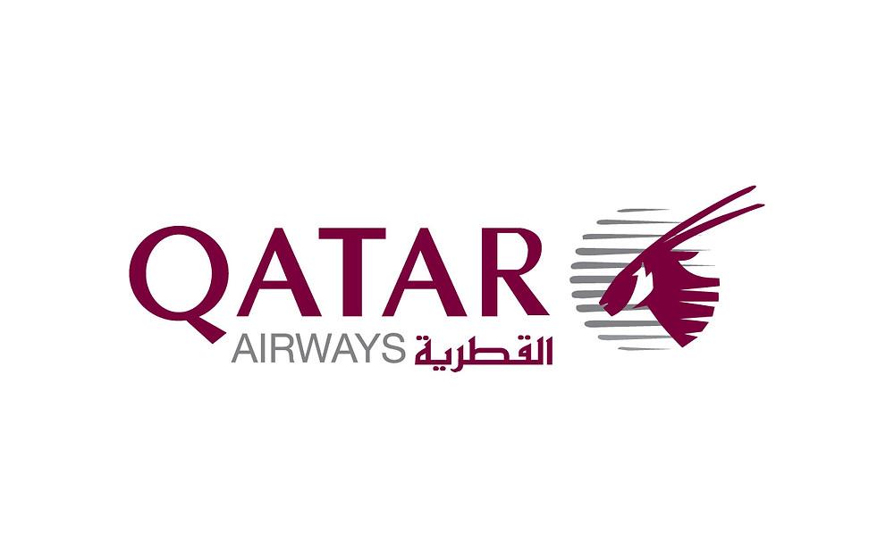 Logo Qatar Airways Vector