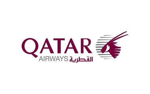 Logo Qatar Airways Vector Full Định Dạng CDR AI PDF EPS PNG