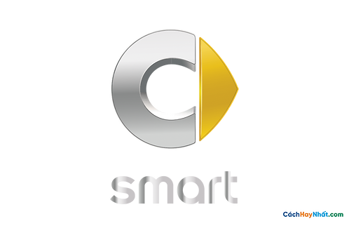 Logo Smart 3D Vector PDF PNG