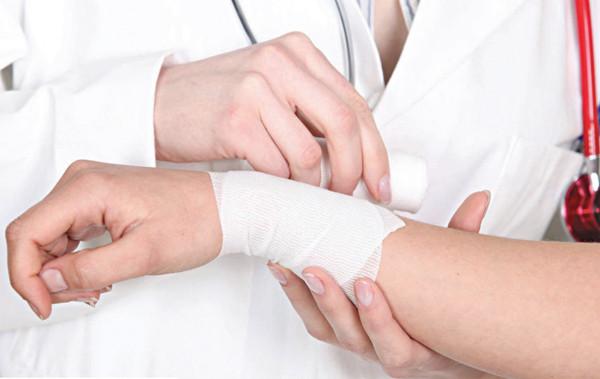 Đáp án: Bệnh gãy tay