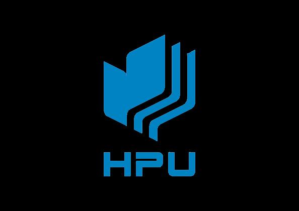 Logo Trường Đại học Quản lý và Công nghệ Hải Phòng