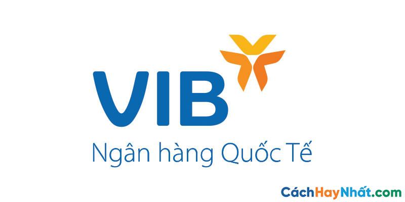 Logo Ngân hàng Quốc Tế  Việt Nam Vib