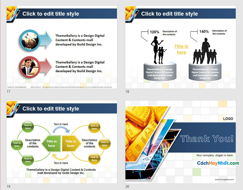 Download Mẫu Powerpoint Template Free Đẹp - Phần 09